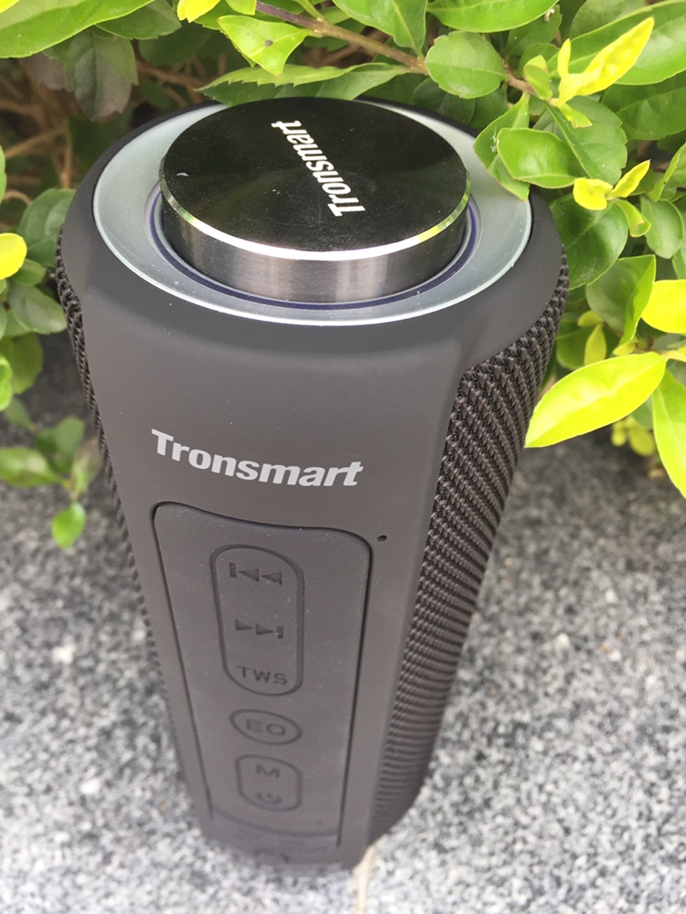 Tronsmart Element T6 Plus 40W Speaker + Apple MFi Certified 6.6ft USB C to Lightning Cable + 32GB TF Card